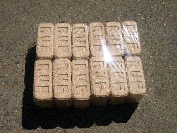 Fabrikett (12 kg, PE csomagolásban)
